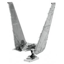 METAL EARTH 3D puzzle Star Wars: Kylo Ren's Command Shuttle