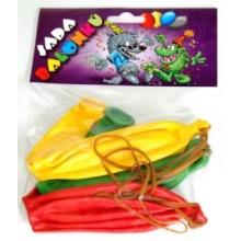 Nafukovací balónky Punch balls - sada 3 ks (mix barev)