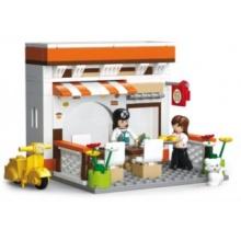 Stavebnice SLUBAN Restaurace