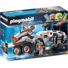 PLAYMOBIL Spy Team Battle Truck 9255