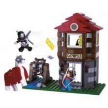 SLUBAN Ninja dům