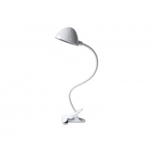 Lampa LED stolní IMMAX CLIP WHITE 08925L