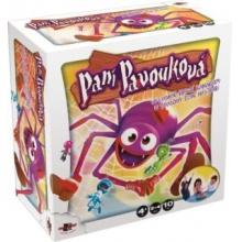 Zábavná hra pro děti Paní Pavouková