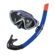 BESTWAY Potápěčské brýle + šnorchl, od 14 let (mix)