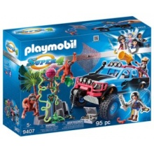 PLAYMOBIL Monster Truck, Alex a Rock Brock 9407