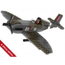 SLUBAN Stíhací letoun Spitfire (speciální edice)
