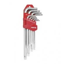 Sada TORX klíčů YATO YT-0511 9ks