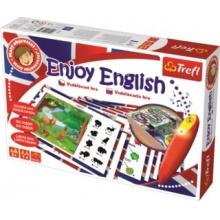 TREFL Malý objevitel: Enjoy English + magické pero