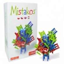 TREFL Hra Mistakos: Válka židlí