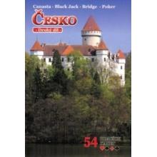 Mičánek Žolíkové karty: Česko II