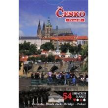 Mičánek Žolíkové karty: Česko I