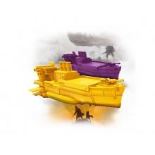 Hra stolní Albi Scythe: Titáni Nebes