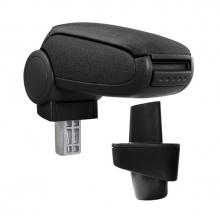 Opěrka loketní RENAULT CLIO III textilní BLACK
