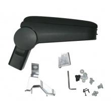 Opěrka loketní SEAT TOLEDO 1M syntetická kůže BLACK