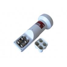 Satelitní konvertor Inverto Quad Red Classic 0,3dB