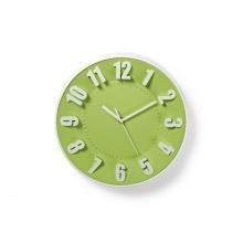 Hodiny analogové NEDIS GREEN CLWA012PC30GN 30 cm