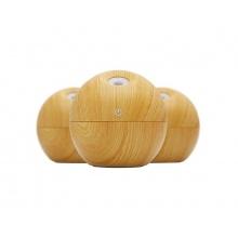 Aroma difuzér Y05 světlé dřevo - ultrazvukový, USB
