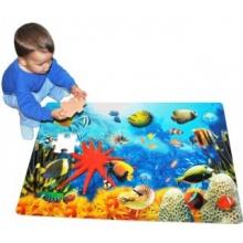 LC Pěnové podlahové puzzle Moře 54 dílků