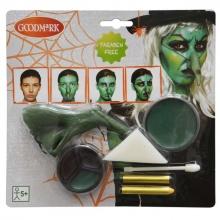 sada make-up kompletní horor - čarodějnice (od 5 let)