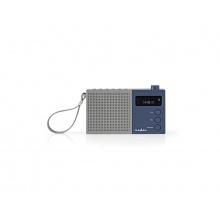 Rádio FM / DAB+ NEDIS RDDB2210BU GREY / BLUE