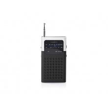 Rádio FM NEDIS RDFM1100WT BLACK / WHITE