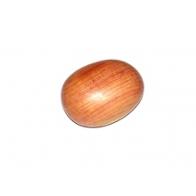Dřevěný kamínek Valounek (hmatka)