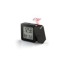 Digitální budík s projekcí času RM338PX black PROJI