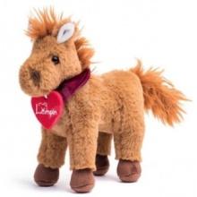 LUMPIN Kůň Stefan hnědý, 16 cm