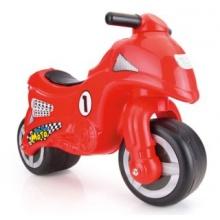 DOLU Odrážedlo červená motorka