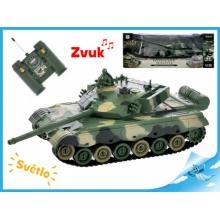 RS Tank na dálkové ovládání model 1:32