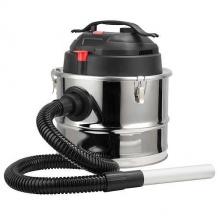 Elektrický krbový vysavač na popel s oklepem filtru Strend Pro AV605 18L 1200W