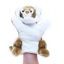 plyšový maňásek tygr, 28 cm (od 0 let)
