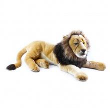 plyšový lev ležící 92 cm (od 0 let)