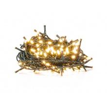 Řetěz vánoční 300LED 30+5m WW TM RETLUX RXL214