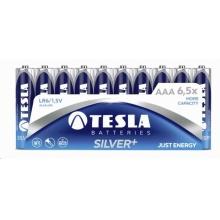 1099137100 Tesla - AAA SILVER+  Alkaline, LR03, FOIL/10ks