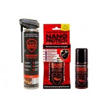 Sprej antikorozní NANOPROTECH AUTO MOTO ANTICOR 150 ml pro motoristy