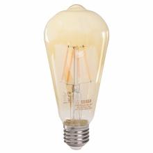 CB270424-3G Tesla - LED žárovka CONE BULB CRYSTAL RETRO, E27, 4W, 230V, 380lm, 2400K, 360°, zlatá