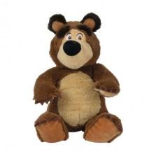 Máša a medvěd Plyšový medvěd 20cm, sedící (od 0 let)