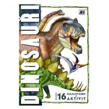 omalovánka A4 Dinosauři (od 3 let)