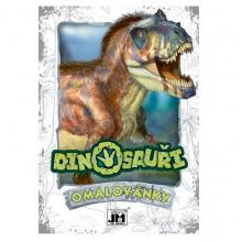 omalovánka A5 Dinosauři (od 3 let)