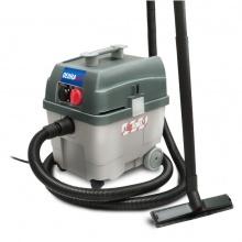 Stavební průmyslový vysavač 27l s automatickým oklepem filtru 1400W DEDRA DED6604