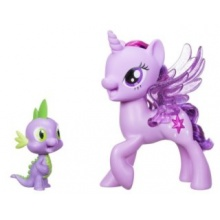 HASBRO, My Little Pony: Zpívající Twilight Sparkle a Spike