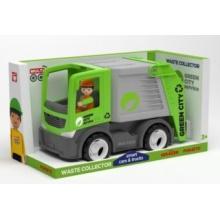 Igráček MultiGO CITY - Popelářské auto s popelářem