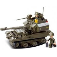 Stavebnice SLUBAN Tank T90