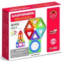 Magformers Basic Plus 26 dílků