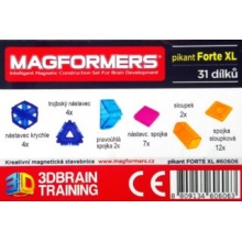 MAGFORMERS Pikant Forte XL