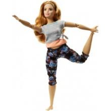 MATTEL Barbie V pohybu - Zlatovláska