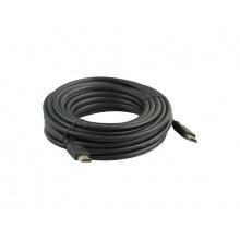 Kabel HDMI Geti  10 m pozlacený, 4K, ethernet 2.0