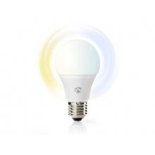 Chytrá WiFi žárovka LED E27 9W bílá NEDIS WIFILW10WTE27 SMARTLIFE