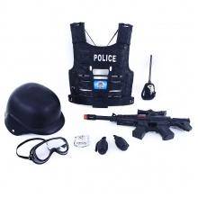 vesta policie s příslušenstvím (od 3 let)